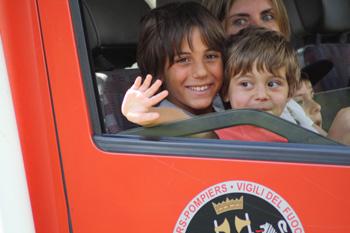 Il tour di Educare i Bambini alla felicità (Road-show)
